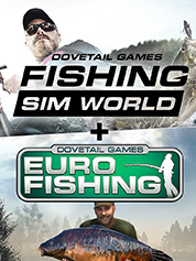 Fishing Sim World + Euro Fishing