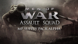 Men of War: Assault Squad MP supply pack Alpha
