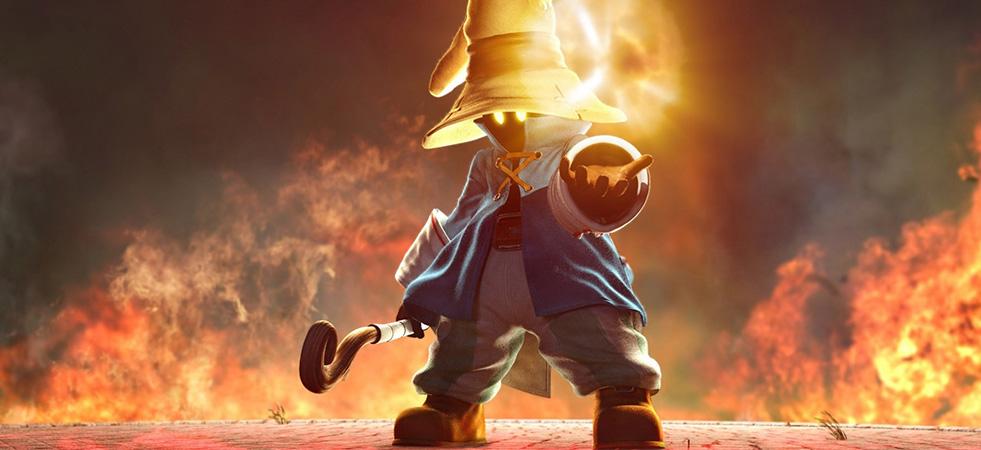 Final Fantasy Character - Vivi Ornitier