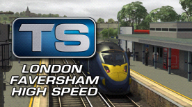 Train Simulator: London Faversham High Speed