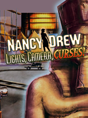 Nancy Drew Dossier: Lights Camera Curses