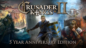 Crusader Kings II: Five Year Anniversary Edition