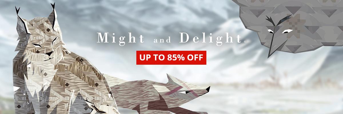 Might & Delight Deals