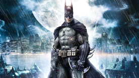 Batman: Arkham Asylum Game of the Year