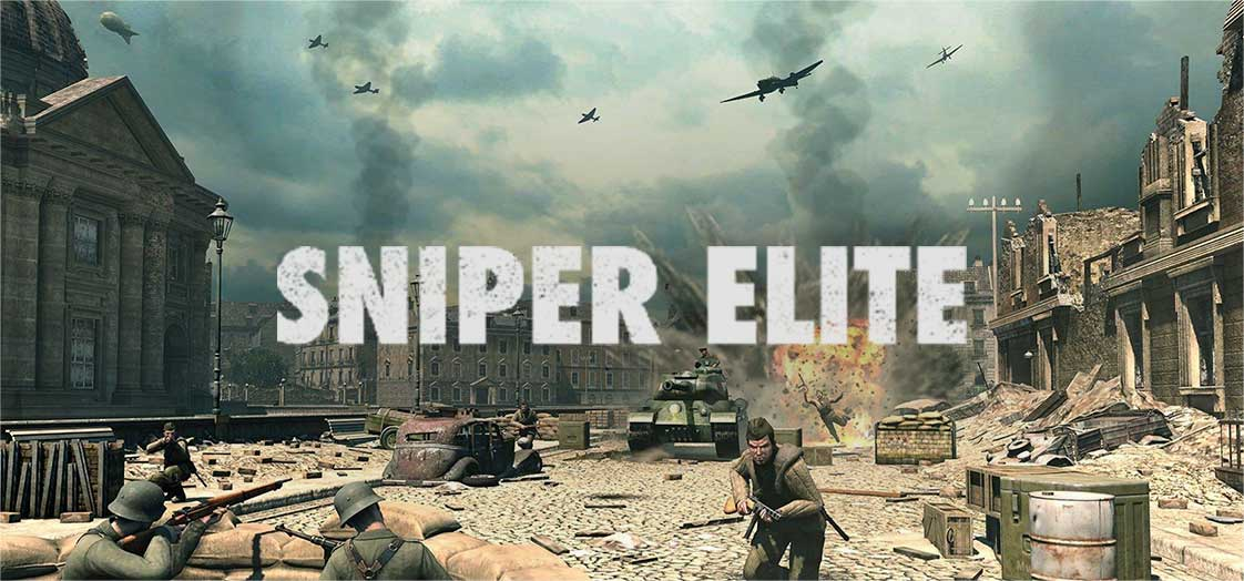 Sniper Elite - Franchise