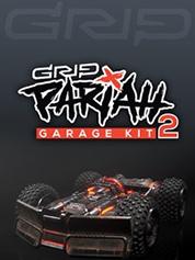 http://www.greenmangaming.com - GRIP: Combat Racing – Pariah Garage Kit 2 1.99 USD