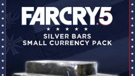 Far Cry 5 Silver Bars - Small Pack
