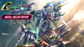 SD GUNDAM G GENERATION CROSS RAYS Deluxe Edition