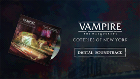 Official Vampire: The Masquerade - Coteries of New York Soundtrack