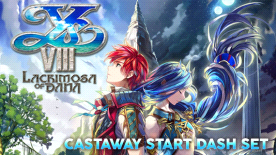 Ys VIII: Lacrimosa of DANA - Castaway Start Dash Set