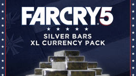 Far Cry 5 Silver Bars - XL Pack