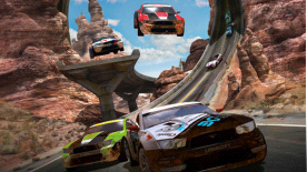 TrackMania² Canyon 3-Player Pack