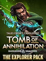 Tales From Candlekeep - Artus Cimber