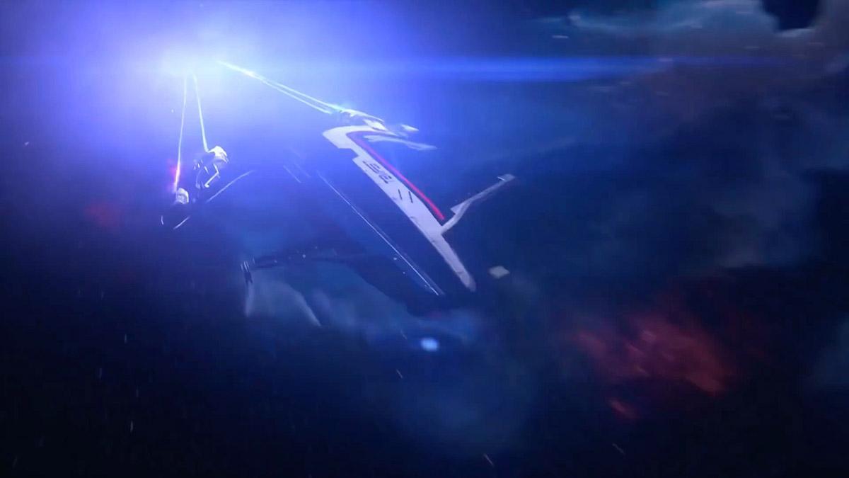 Mass Effect The tempest