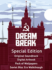 Dreambreak Soviet Bloc Edition Content