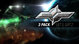 Starion Tactics 3-Pack