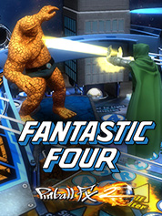 Pinball FX2 - Fantastic Four Table DLC