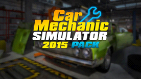Car Mechanic Simulator 2015 Pack