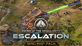 Ashes of the Singularity: Escalation - Epic Map Pack DLC