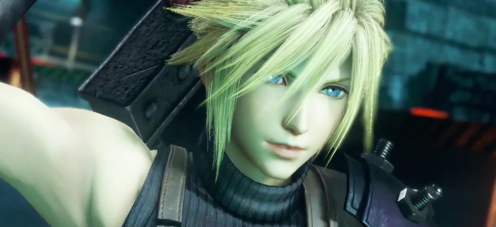 Final Fantasy Character - Cloud Strife