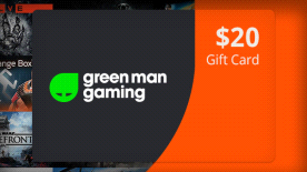 $20 Giftcard