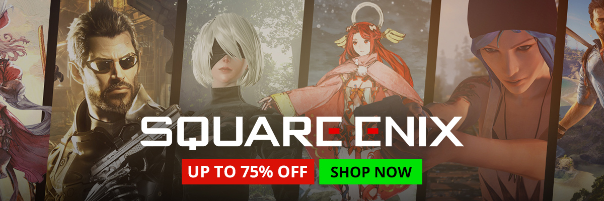 Square Enix Titles