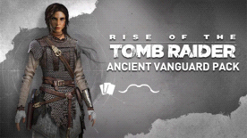 Rise of the Tomb Raider - Ancient Vanguard DLC Pack