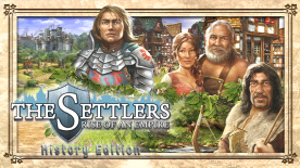 THE SETTLERS 6 - Rise of an Empire History Edition