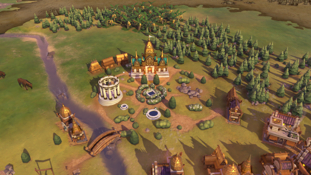 Sid Meier's Civilization® VI - Khmer and Indonesia Civilization & Scenario  Pack