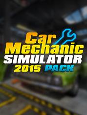 Car Mechanic Simulator 2015 Pack