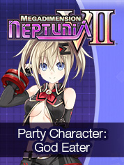 Megadimension Neptunia VII Party Character [God Eater]