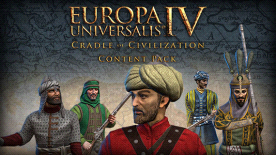 Content Pack - Europa Universalis IV: Cradle of Civilization