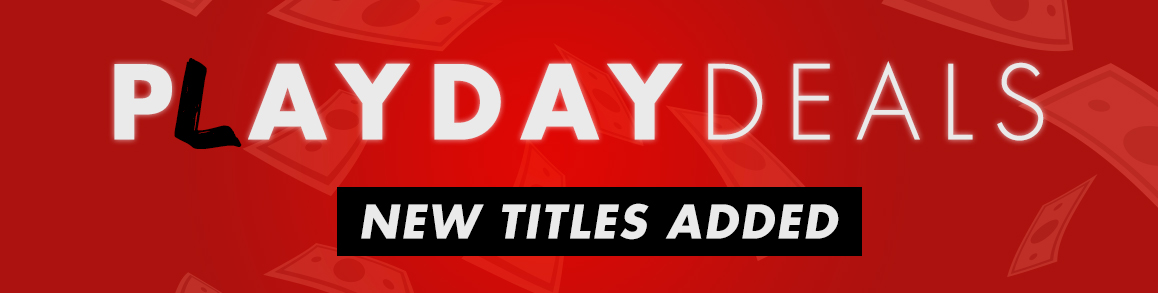 Play Day Deals New Titles