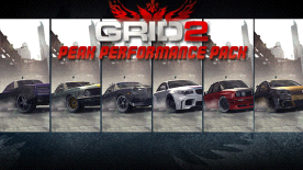 GRID 2 - Peak Performance Pack