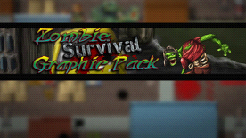 RPG Maker: Zombie Survival Graphic Pack
