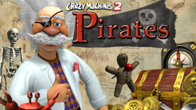 Crazy Machines 2: Pirates