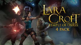 LARA CROFT® AND THE TEMPLE OF OSIRIS™ - 4 Pack