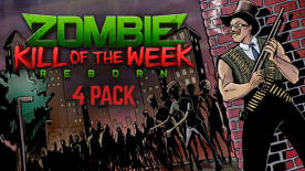 Zombie Kill of the Week - Reborn (4 Pack)