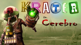 Krater: Dr Cerebro Character