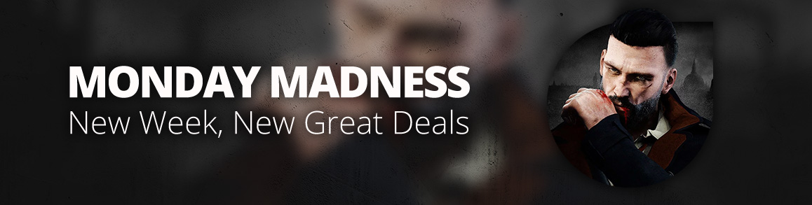 Monday Madness: New Week, New Great Deals