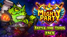 Mighty Party: Battle and Toads -