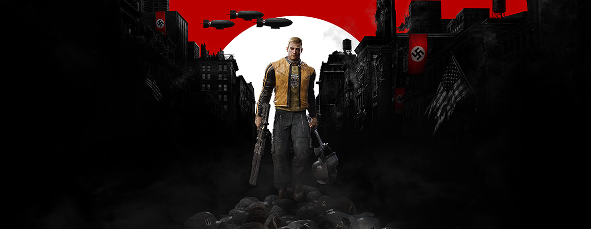 American Express Card >> Wolfenstein II: The New Colossus | PC - Steam | Game Keys