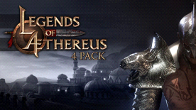 Legends of Aethereus: 4 Pack