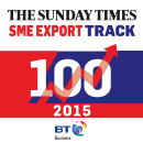 The Sunday Times 2015 SME Export Track 100