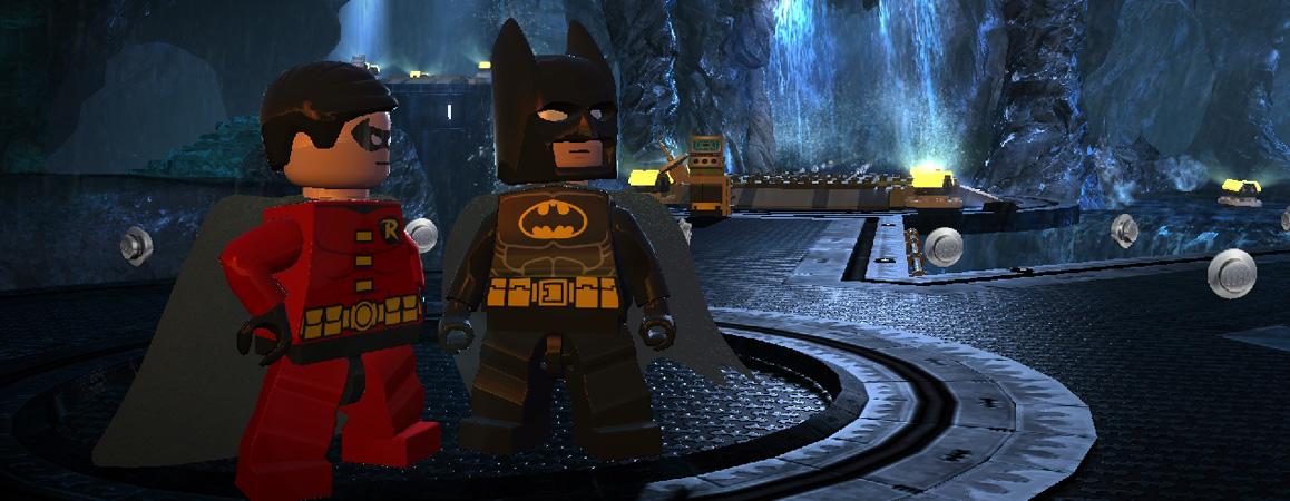 My American Express >> LEGO Batman 2: DC Super Heroes | PC - Steam | Game Keys