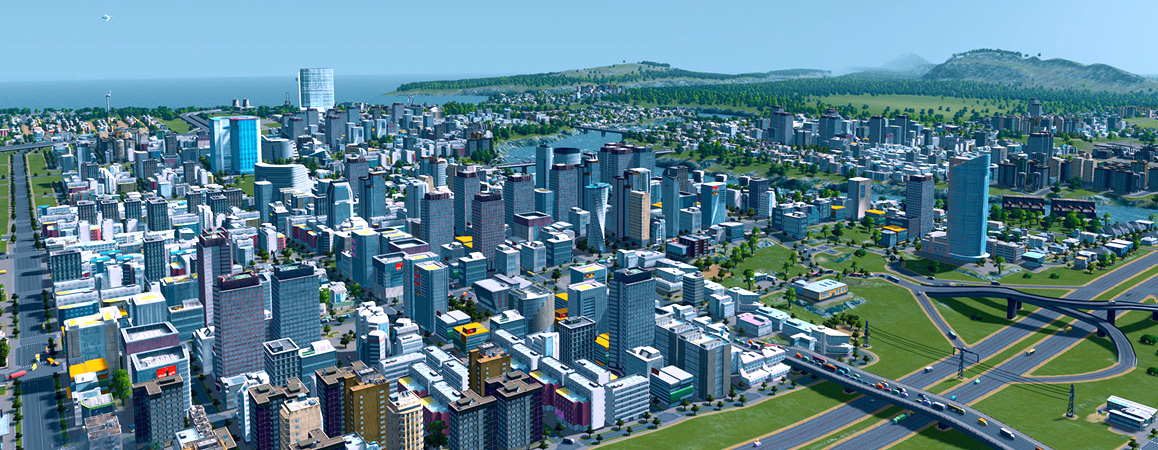 Cities: Skylines Deluxe Edition | PC - Steam | Game Keys
