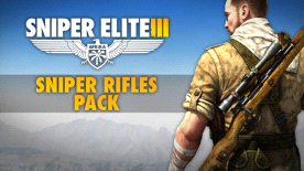 Sniper Elite III - Sniper Rifles Pack