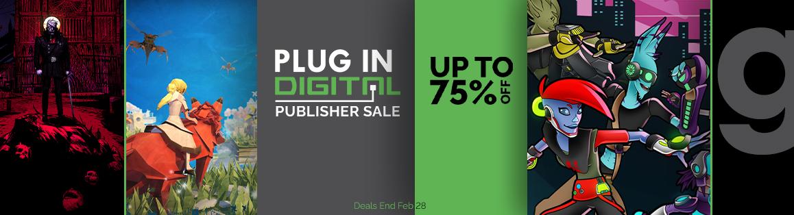 Plug-In Digital Sale