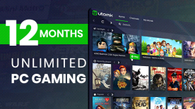 Utomik 12 Month Subscription