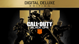 Call of Duty: Black Ops 4 Deluxe Edition
